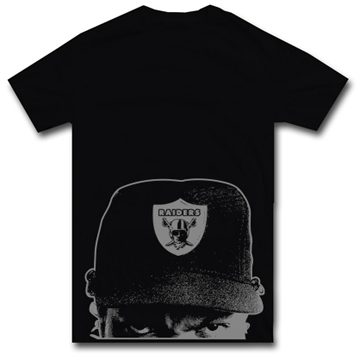 ICE CUBE T-shirt front