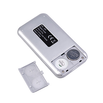 iphone型 Digital Scale  0.1g – 500g label