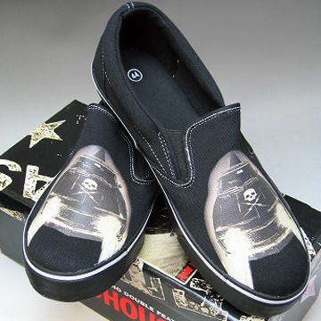 Grindhouse / Death Proof NECA Slip-On Shoes 24cm
