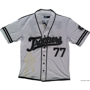 Star Wars Empire Stromtrooper Troopers #77 Baseball Shirt