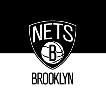 Brooklyn Nets iphone 4/4S cover back