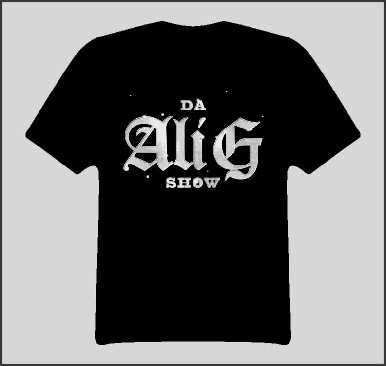 Da Ali G  T Shirt