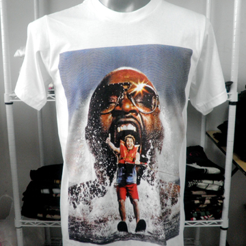 RICK ROSS T-SHIRT [SIZE L]