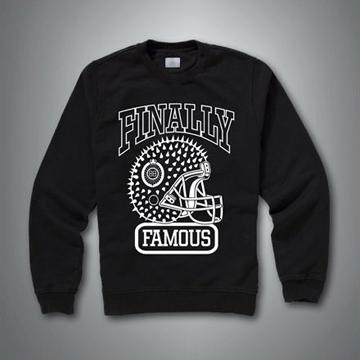 Big Sean Finally Famous Sweatshirt