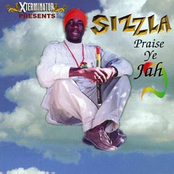 Sizzla Kalonji Reggae Hope T Shirt White label