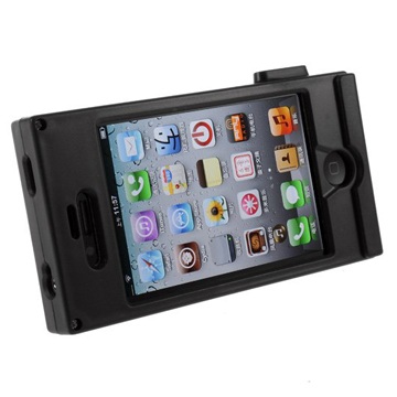 Black Camera iPhone 5 Cover back
