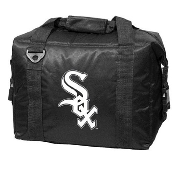 Chicago White Sox Party Pack Cooler Holds 24 Cans Beer Soda
