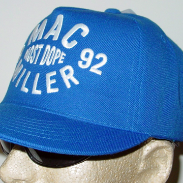 Mac Miller MOST DOPE Snapback Cap back