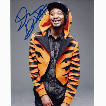 """額入り"" DANNY BROWN PHOTO front"