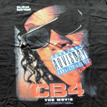 CB4 T-Shirt back