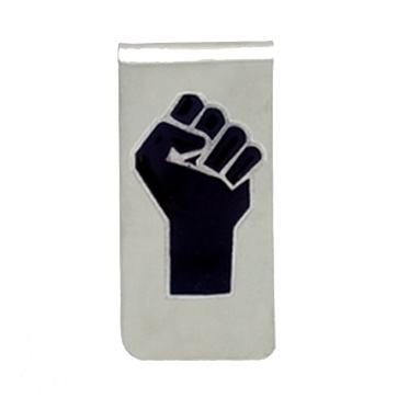 Power To The People money clip