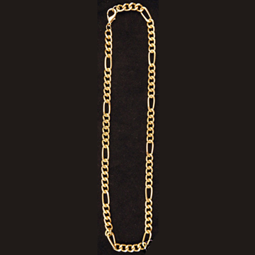 Gold Plated 46cm Necklace Chain