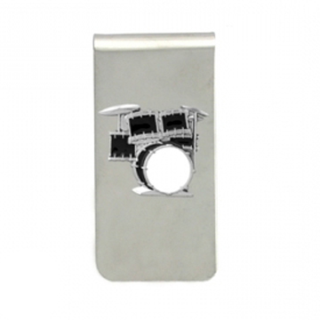 Drum Money Clip