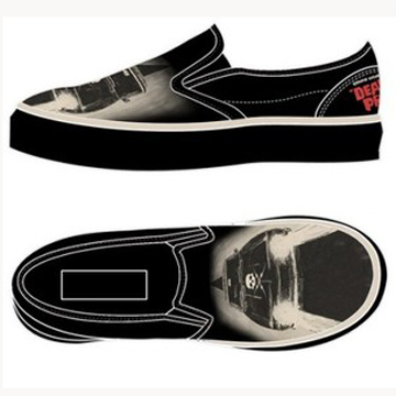 Grindhouse / Death Proof NECA Slip-On Shoes 24cm back
