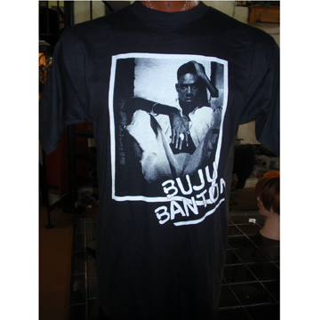 Buju Banton Voice of Jamaica T-shirt