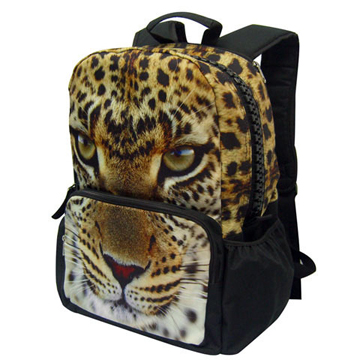 Panther Backpack back