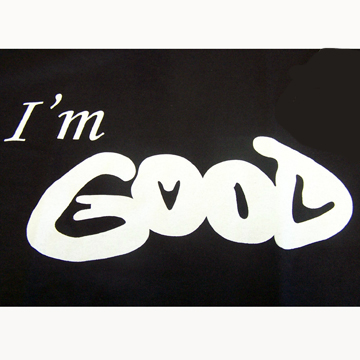 I'm GOOD T-Shirt back