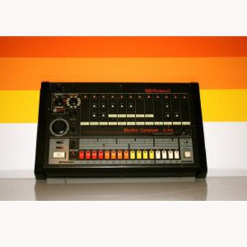 ROLAND TR-808 Keyring back