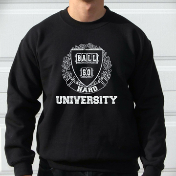 BALL SO HARD UNIVERSITY  SWEAT SHIRTS [SIZE XL]