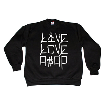 A$AP ROCKY Sweat shirt