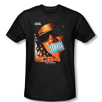 CB4 T-Shirt front