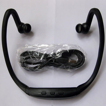 Sports Stereo Wireless Bluetooth Headset for iPhone 5 4 4s 3G 3Gs