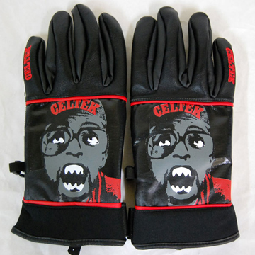 [SALE!!!] スパイク・リー Men's CROOKLYN GLOVE [SIZE M] front