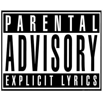 Parental Advisory Stinky Shirt  ベビーロンパース [SIZE L] back