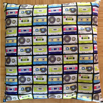 Cssette Tape Cushion