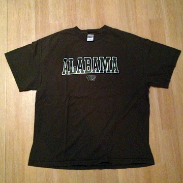 Alabama  T-Shirt XL