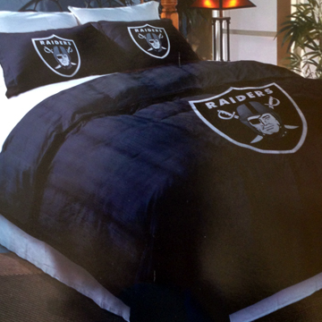 Oakland Raiders NFL 布団 枕 セット back