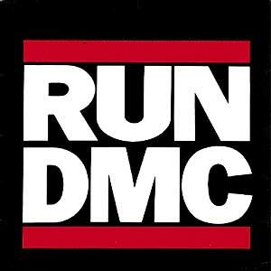 RUN DMC Together Forever  Patch label