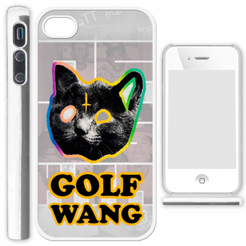 OFWGKTA Golf Wang iPhone 4 4S Hard Cover Case