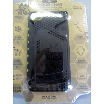 JACKIE CHAN BLACK Iphone 4/4S CASE