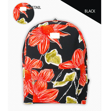 Big Flower Backpack