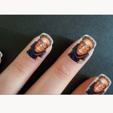 Odd Future / Tyler the Creator Nail Chips back