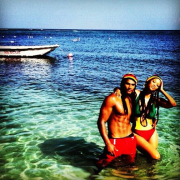 MONTEGO BAY JAMAICA Patch<br />モンテゴベイ アイロンワッペン back