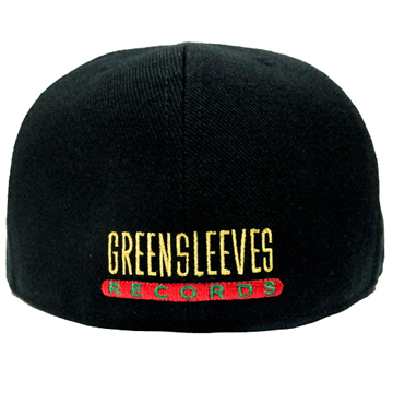 GREENSLEEVES × 7UNION CAP label