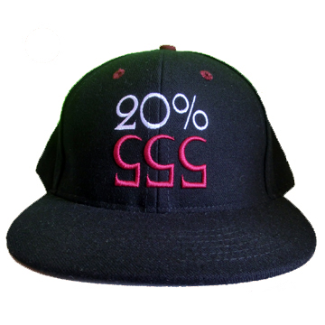 QUINTIN 20%666 -SEEKERS OF THE TRUTH- SNAPBACK CAP