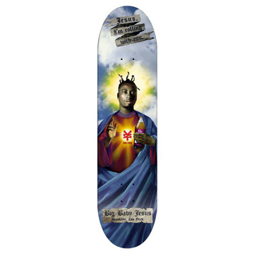 ZOO YORK × OLD DIRTY BASTARD TEAM DECK back