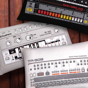 Cushion TR-808 back