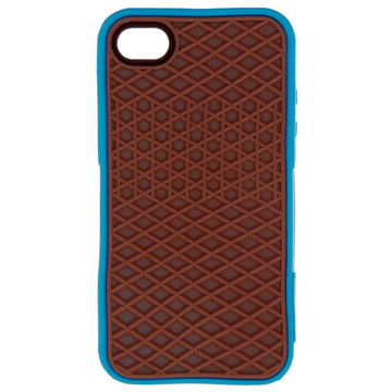 VANS iphone4 CASE BLUE front