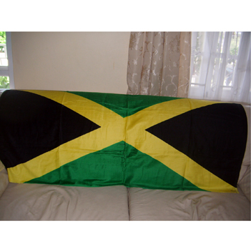 JAMAICA FLAG JUMBO  BEACH TOWEL