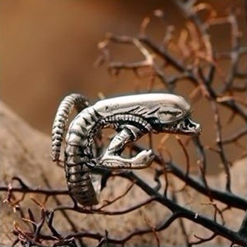 Men's Alien Ring