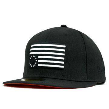 NEWERA×BLACK SCALE WVTERPROOF REBEL BLACK back