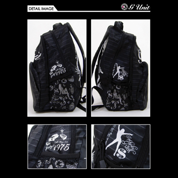 "G-UNIT  ""PIMPING BACK PACK"" back"