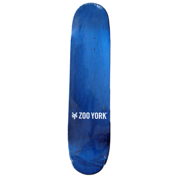 ZOO YORK × OLD DIRTY BASTARD TEAM DECK label