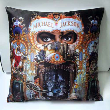 Michael Jackson dangerous Cushion