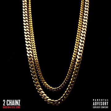 2 CHAINZ 缶バッジセット A label