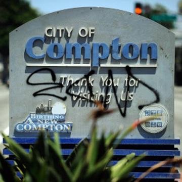 Compton Wallet  サイフofコンプトン label